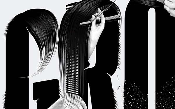 Esquire Magazine Luke Lucas hair