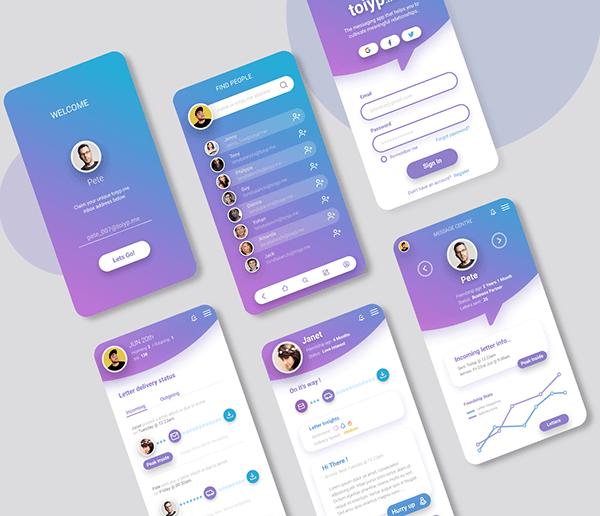 Toiyp Messaging App