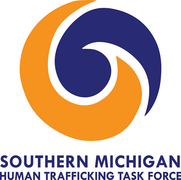 Souther Michigan Human Trafficking Task Force on AIGA Member