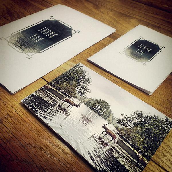 card thank you thank design craft letter handmade free print