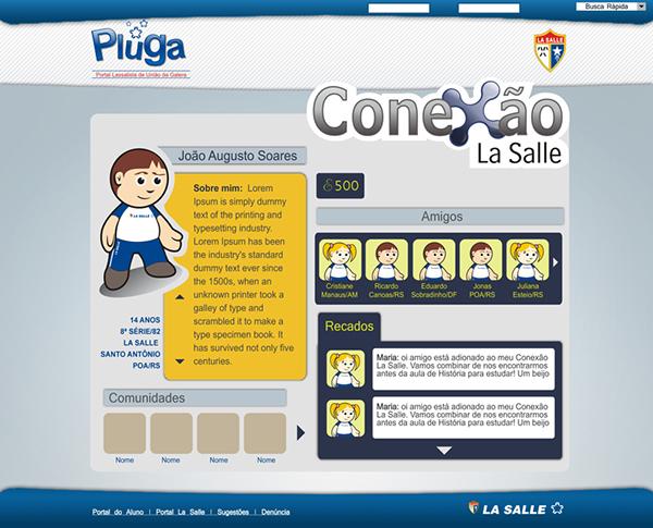 newsletter  e-mail  Design Gráfico Website  webdesign