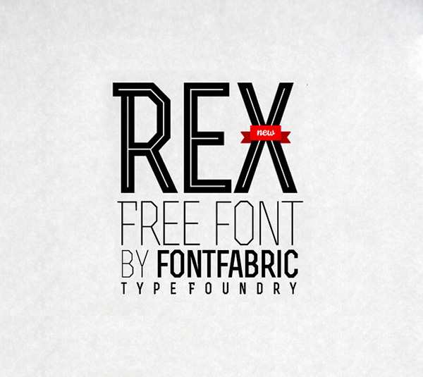 Rex-fresh-free-fonts-2012