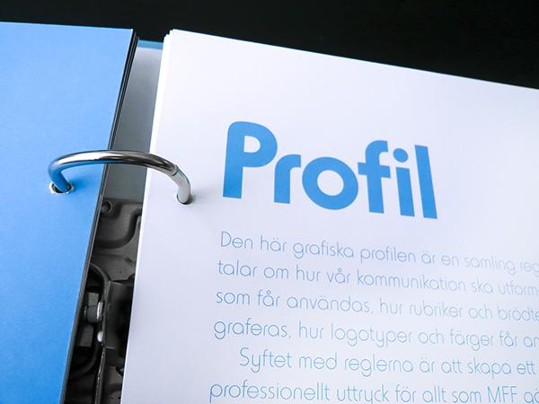 identity guidelines profile Malmö FF Grafiska riktlinjer Malmö football fotboll soccer sport design heritage tradition modern