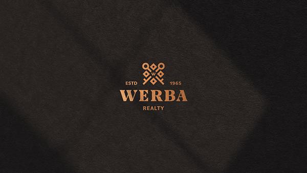 Werba Realty // Logo