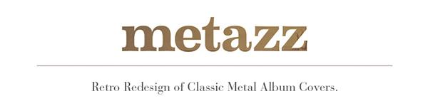 album covers Metallica slayer Iron Maiden redesign heavy metal jazz metazz megadeth pantera Sepultura