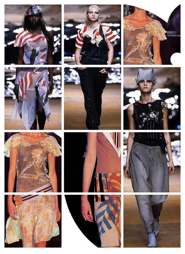 Textiles prints Apparel Prints