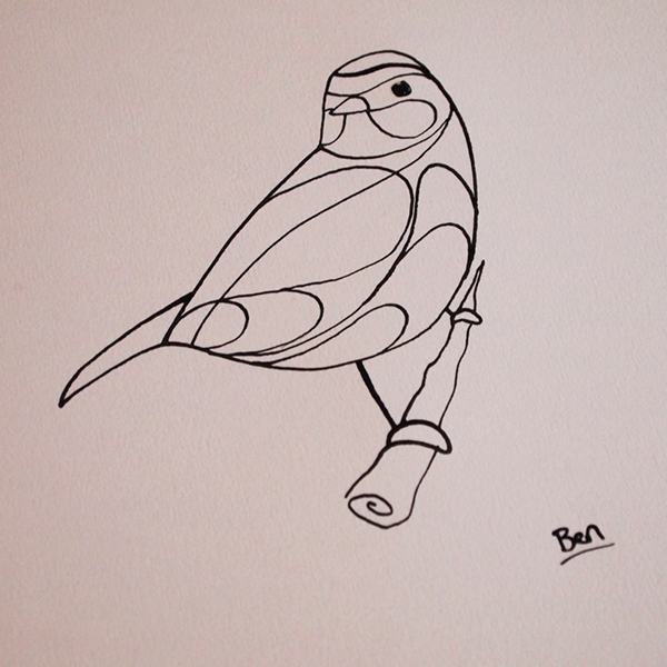 Easy Pen Drawings Of Animals   www.imgkid.com - The Image ...