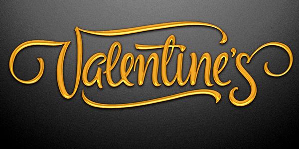 FONTS: FM Valentines On Behance