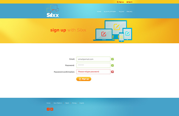Webdesign Logo Design