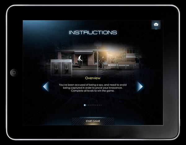 Jeff Mendoza iphone iPad game movie site movie Salt Sony pictures