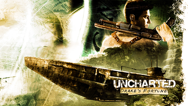 uncharted playstation europe contest