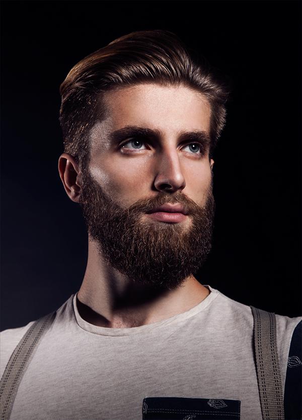 этаж для фотосъемки нужен мужчина с бородой элементом
