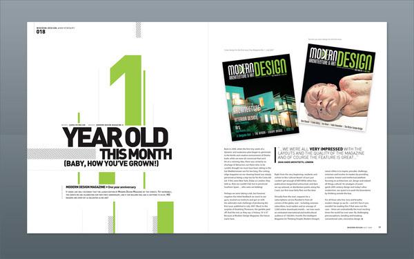 18 best online magazine layout examples the design work