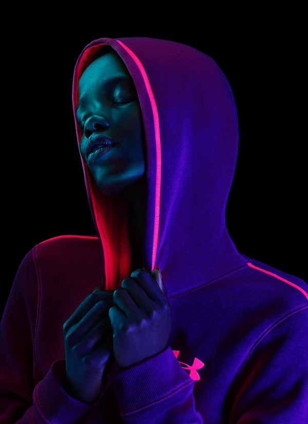 Neon Hoodies On Behance