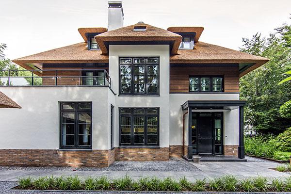 Villa naarden on behance