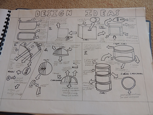 Product Design coursework help?