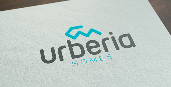 Urberia Homes - Naming & Branding