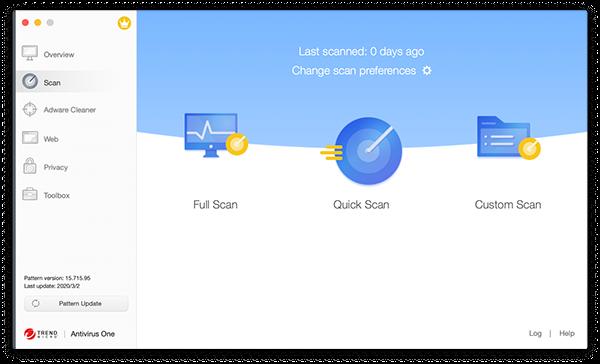 Antivirus One full screenshot