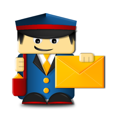 POSTMAN: SMS SPAM BLOCKER on Behance