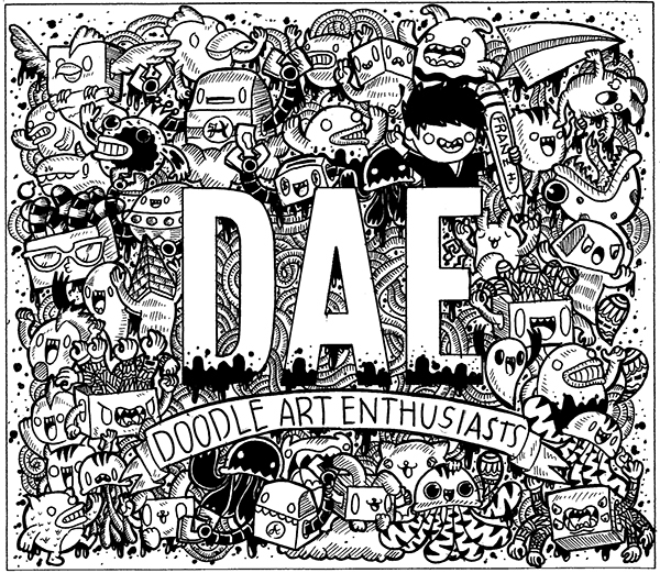 doodle art enthusiasts dae top 40 contest on wacom gallery