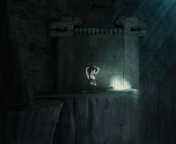 matte background short movie Cinema heroicfantasy mythology fantastic design GuillaumeRieux OlivierMasson backgrounddesign digitalpainting