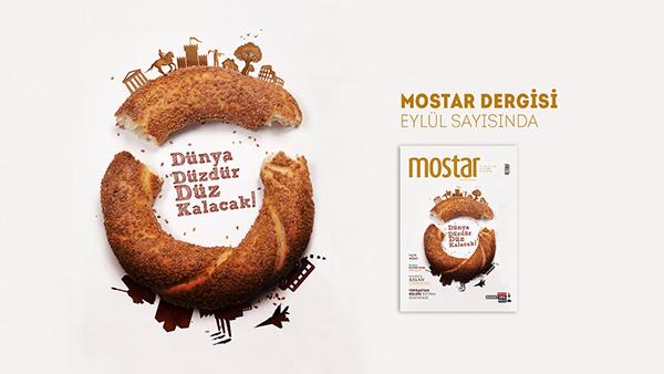 mostar dergisi eyl252l sayısı tanıtım videosu on behance