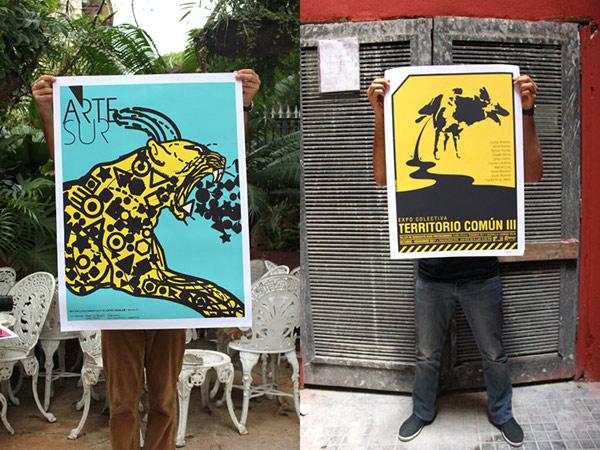 cuba  poster design crowdfunding slanted MAGMA Brand Design cuban poster art poster