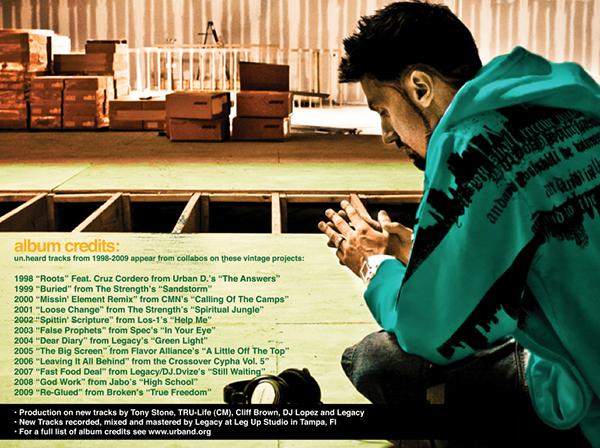 hip-hop Album design