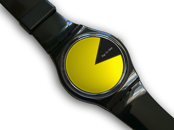Pac-Man Watches concept