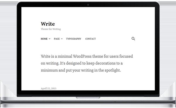 高質量的29款wordpress主題欣賞