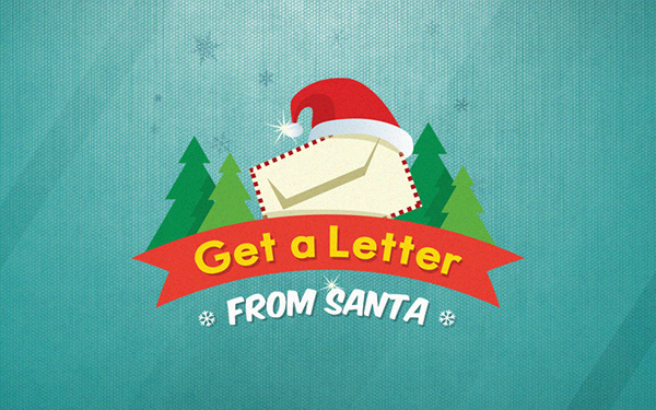 get a letter from santa get a letter from santa on behance 34857