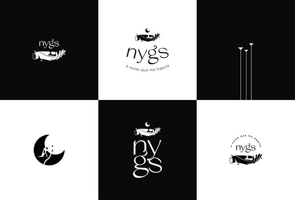 Nygs | Visual Branding.