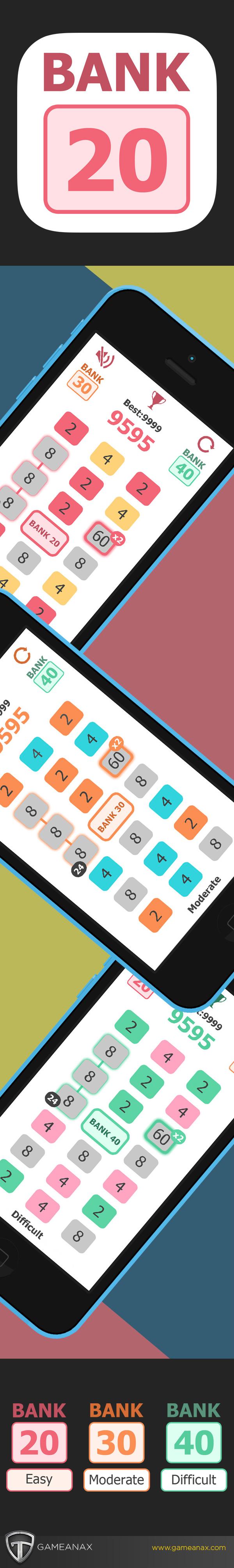 mobile gaming UI Gaming Games puzzle iphone iPad