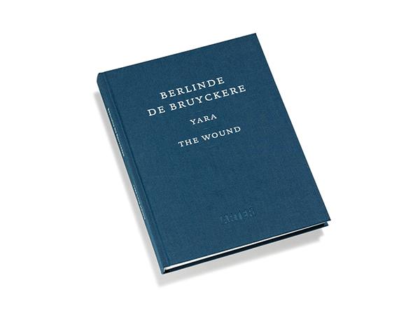 contemporary art Berlinde De Bruyckere book