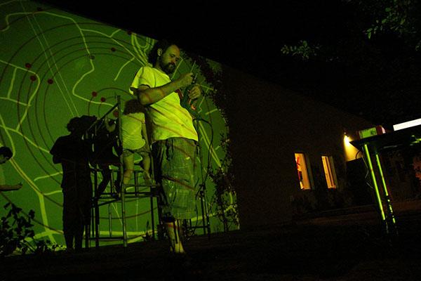 Mural Ekomural zabłocie krakow Ekobistro Papuamu cracow toborowicz