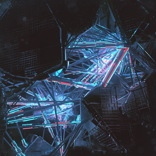 Digital art selected for the Daily Inspiration #1840