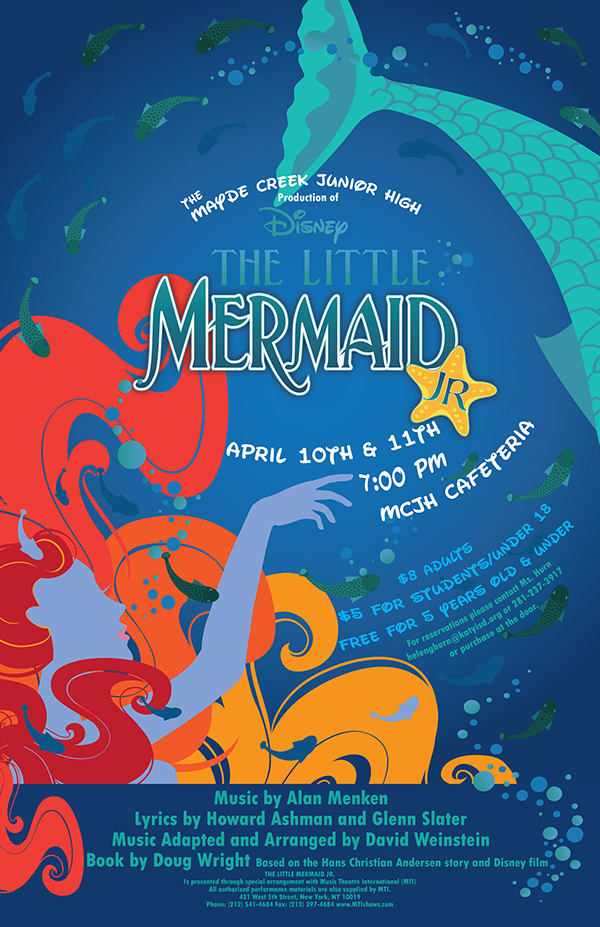 little mermaid lyrics - 600×927