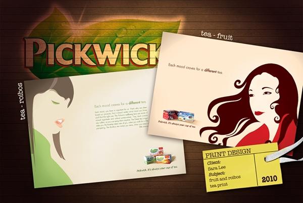 pickwick tea image