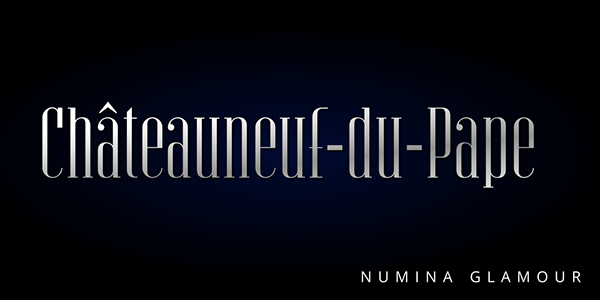 font  display modern condensed elegant dignified Retro vertical Unique Opentype vintage  headline glamour