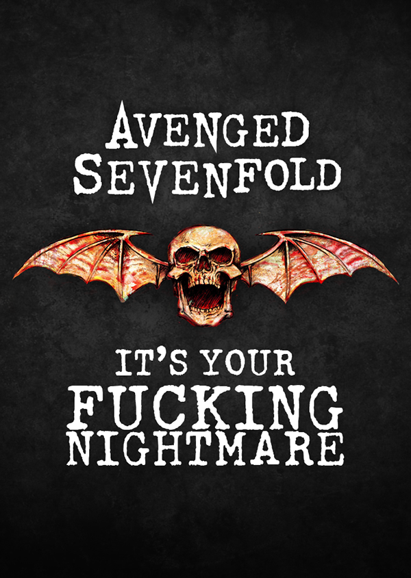 Save to Collection. Follow Following Unfollow. Avenged Sevenfold Wallpaper Series. 3