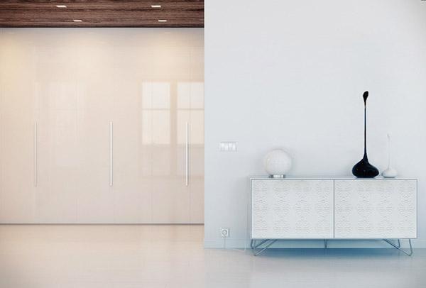 有獨特感的34個客廳牆壁顏色欣賞
