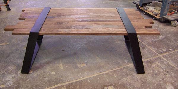 Truss Coffee Table On Behance