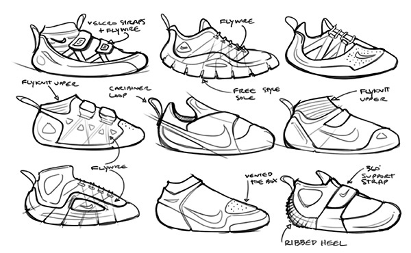 Nike Free Climb Concept On Behance