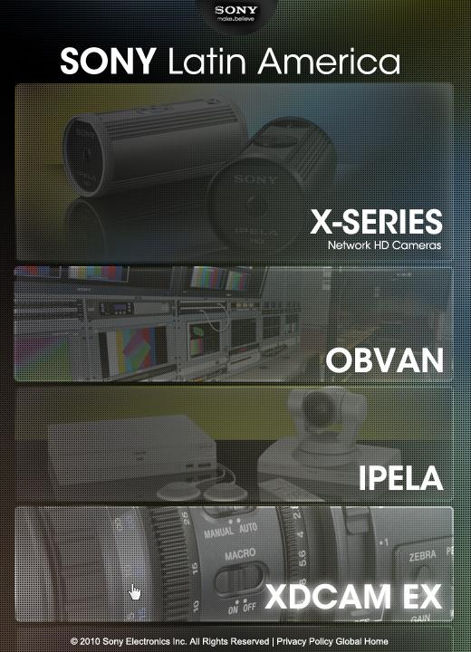 Sony Interactive Design