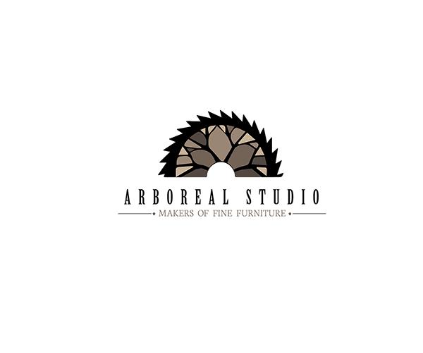 Logo for Furniture studio on Behance