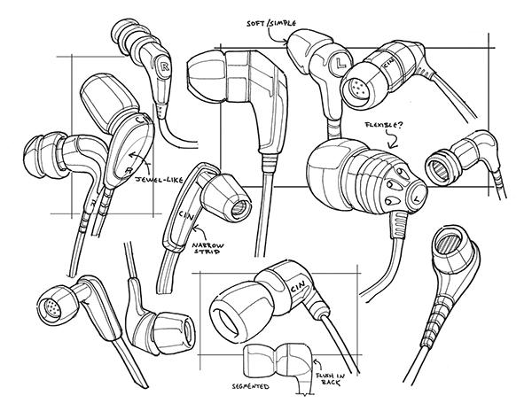 Product Design Line Art : Doodles random sketches on behance