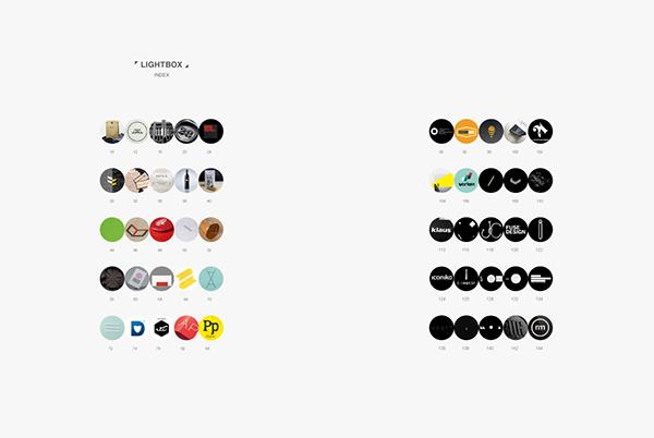 minimal zen brand design black and white