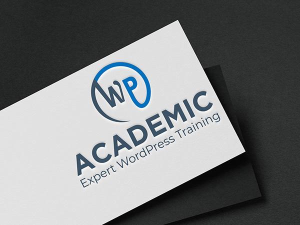 Logo Design WP Academic