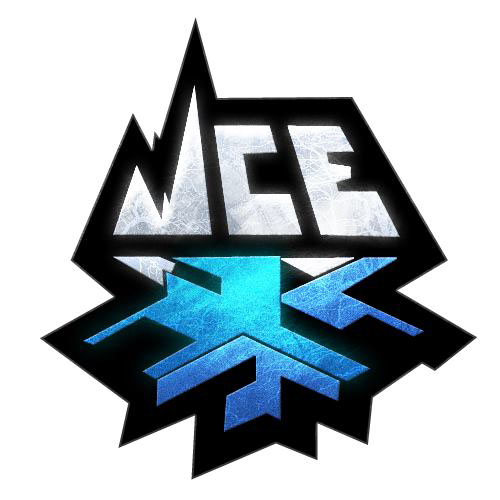 Ice Team Logo Team Ice Gaming Concept on