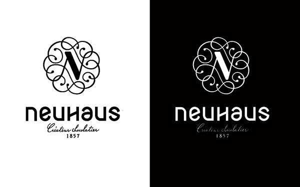 neuhaus chocolates re design on behance. Black Bedroom Furniture Sets. Home Design Ideas